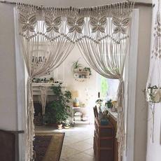 Tassels, Door, bohemiandecor, weddingbackdrop