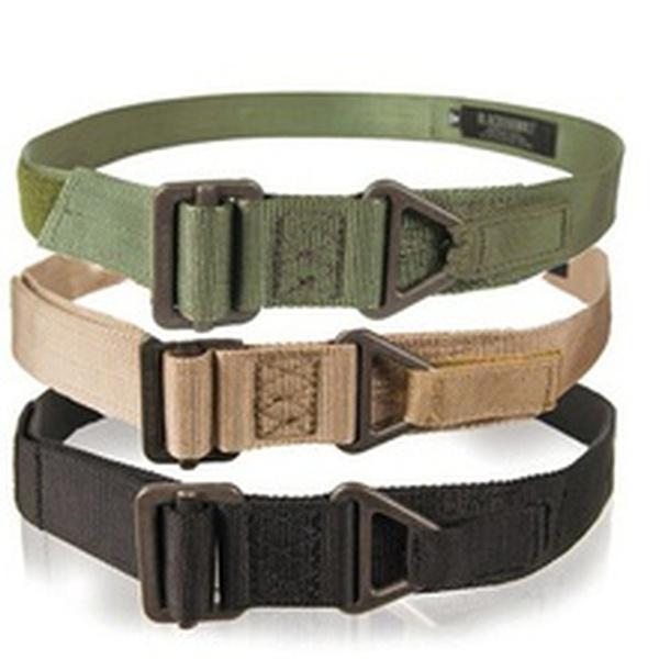 men accessories, Leather belt, Army, adjustablebelt