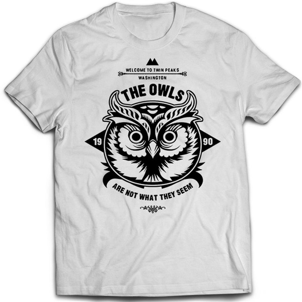 Great Northern Hotel T-Shirt Horror Owls Peaks Rr One Diner Eyed Twin Jacks D118