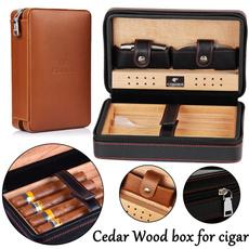 case, brown, Cabinets, cigarhumidor