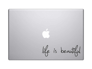 ipaddecalsticker, Beautiful, Apple, walldecalsampsticker