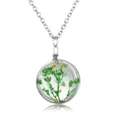 Chain Necklace, roundbottle, Jewelry, Chain