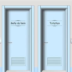 bathroomsticker, Интерьер, Door, Постеры