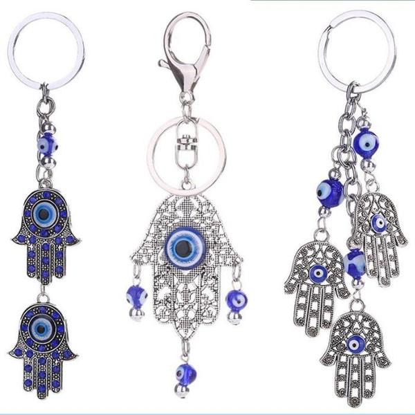 Blues, Key Charms, Key Chain, Jewelry Accessories