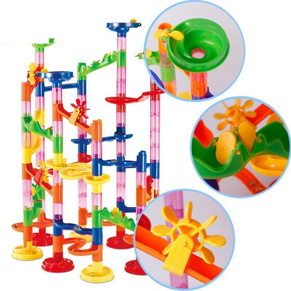 Toy, Gifts, marblerunracetoy, house