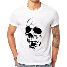 Goth, Fashion, Cotton T Shirt, topsamptshirt