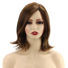 wig, brown, straightwig, Shorts