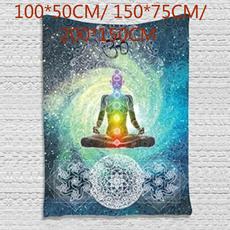 Yoga, indiamandalatapestry, Blanket, blanketsampthrow