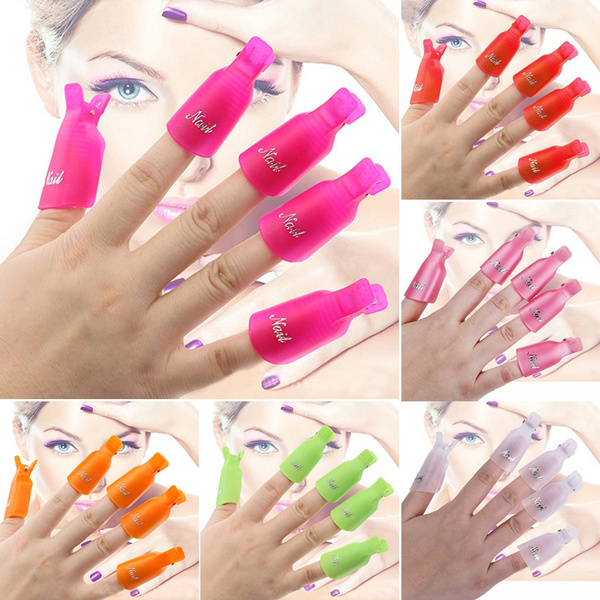 Nails, gelremoverclip, reuse, Beauty