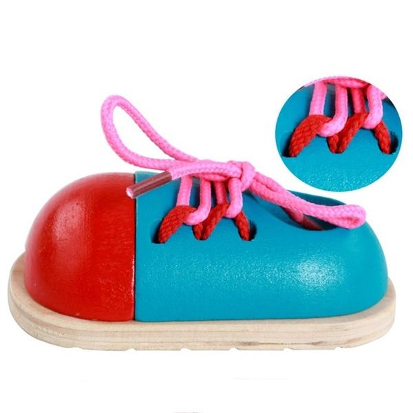 woodentoyshoe, Toy, Baby Shoes, Wooden