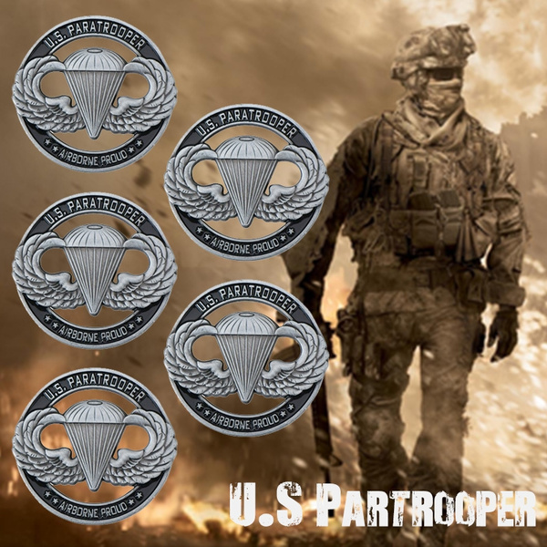 Collectibles, Jewelry, Army, souvenircoin