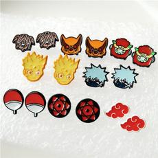 sasukeuchiha, cute, Fashion, Stud Earring