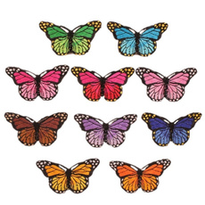 butterfly, sewingclothing, Fabric, Patch