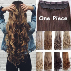 fashion women, Fashion, clip in hair extensions, Wigs cosplay