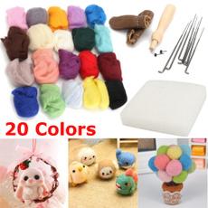colorswoolfelt, sewingappliance, sewingsupplie, woolfeltkit