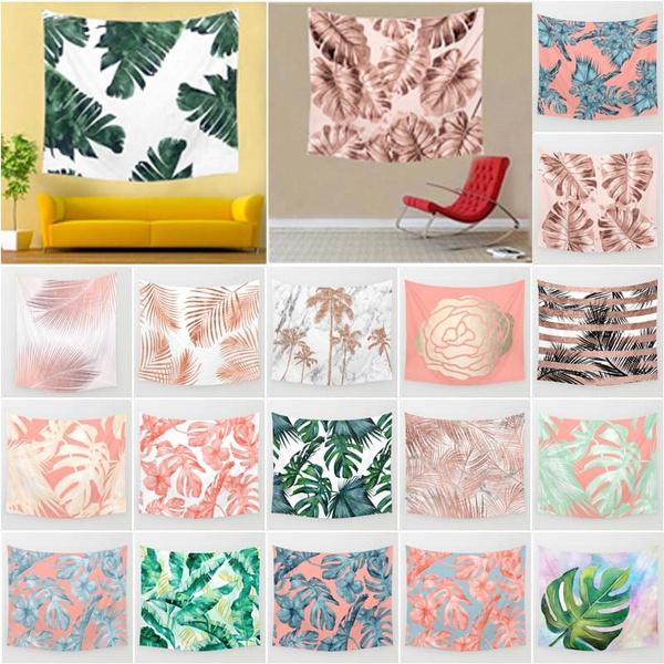 decoration, tropicalplant, Wall Art, Home Decor