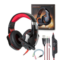 Headset, Microphone, led, usb