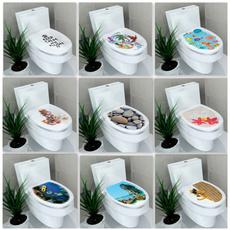 toilet, lidsticker, Bathroom Accessories, bathroomdecor
