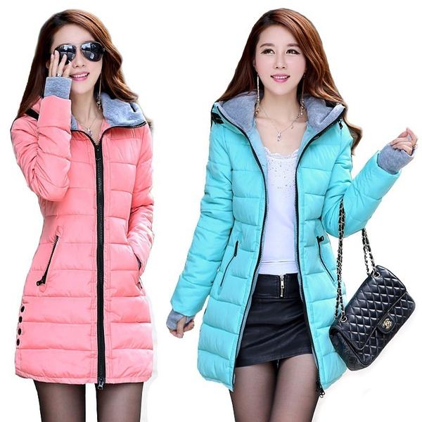 Jacket, Fashion, padded, Cotton-padded clothes