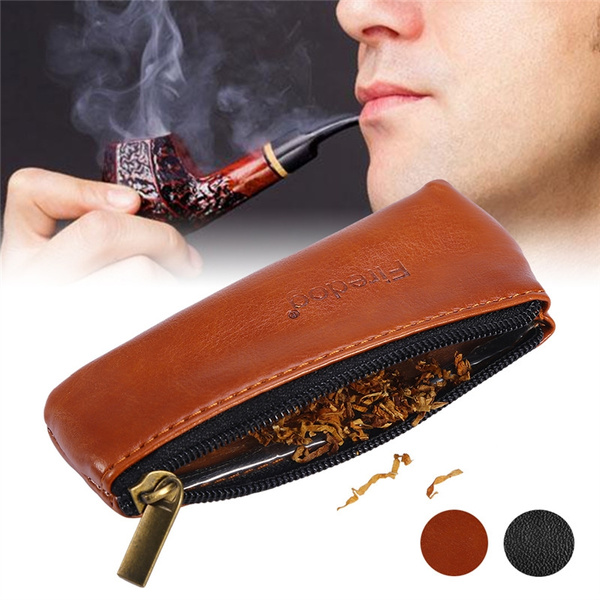 tobaccopouch, tobacco, PU Leather, leather