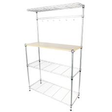 Kitchen & Dining, Shelf, Storage, microwave