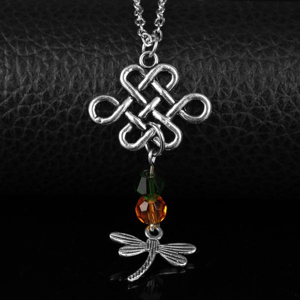 eternity, dragon fly, Celtic, celticknot