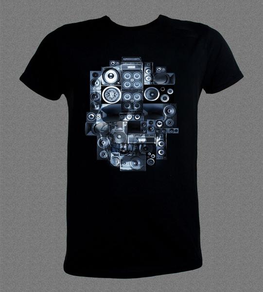 Mens T Shirt, Printed T Shirts, Dj, Slim T-shirt