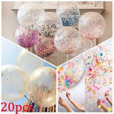 clearballoon, latex, decoration, airballoon