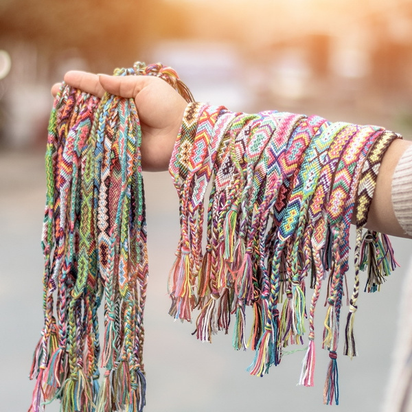 Fashion, Jewelry, Colorful, Ethnic Style