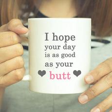 cute, Coffee, yourdayisgoodmug, Coffee Mug