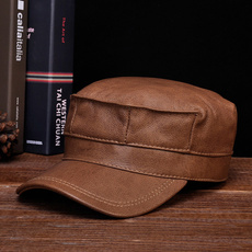 Golf, street caps, Army, leather