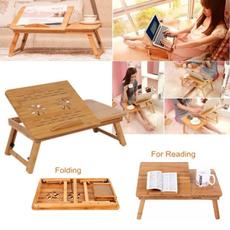 tray, bambuslaptoptisch, Laptop, Shelf
