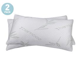 King, bamboopillow, bamboofiberpillow, Bed Pillows