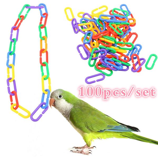 Toy, petaccessorie, Chain, birdtoy