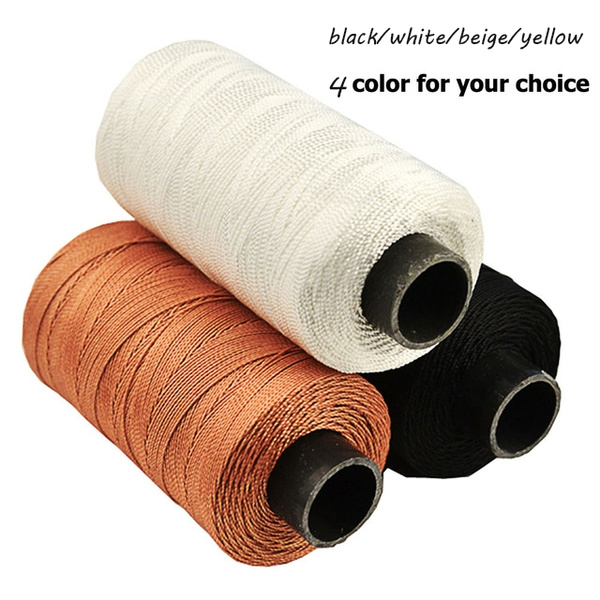 apparelsewingampfabric, Polyester, waxedthreadleather, leather