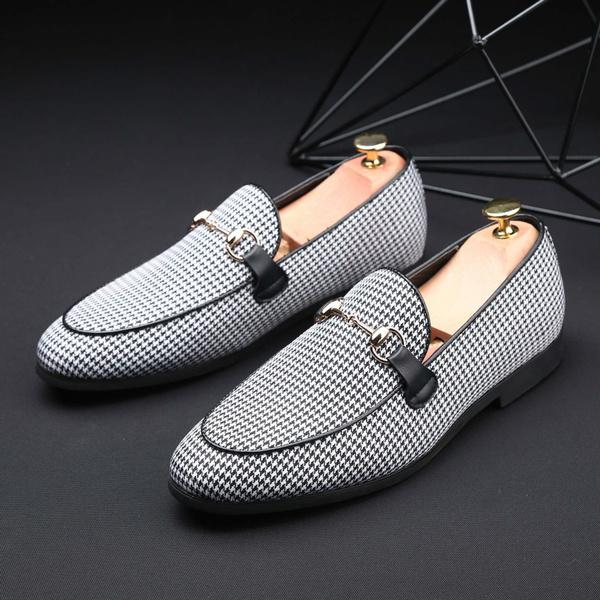 casual shoes, Flats & Oxfords, loafersslipon, Fashion
