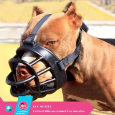 safeampsecuremuzzle, trainingdogmask, Pets, Silicone