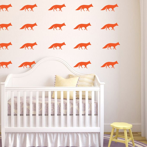 cute, bedroomdecal, Home Decor, Home & Living