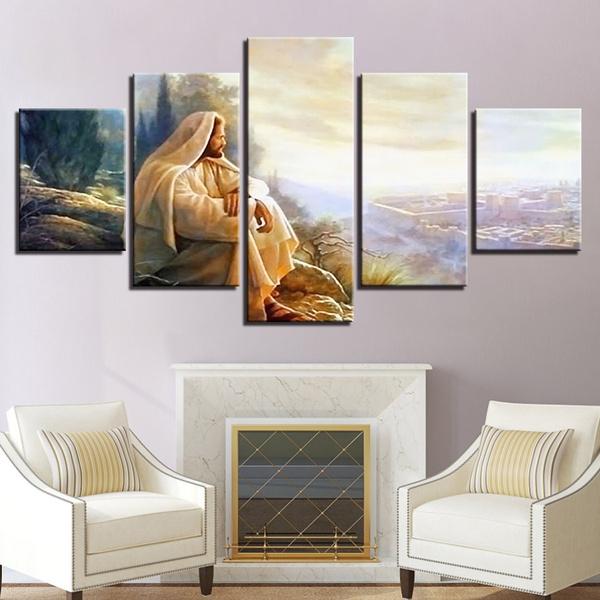 jesus, jesuschrist, art, Home Decor