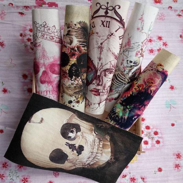 handmadefabric, Flowers, sewing fabric, Fabric