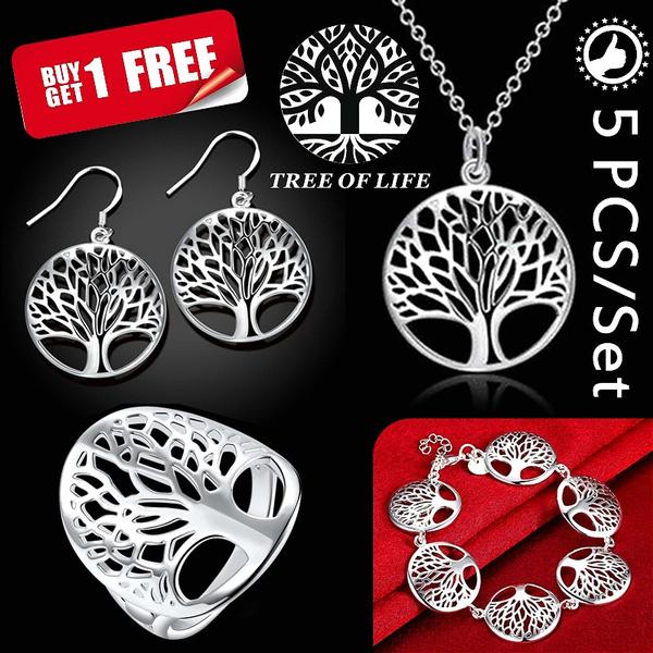 Sterling, silvertreeoflife, treeoflifejewelry, Jewelry