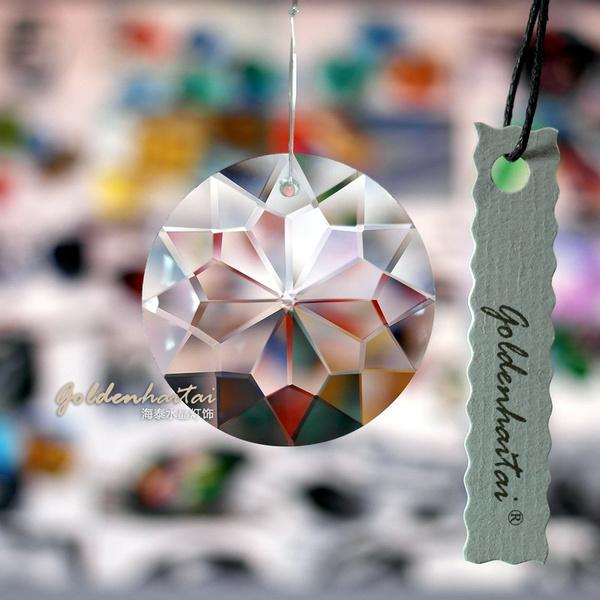 Pendant, diy, crystalprismschandelier, crystalprismpendant