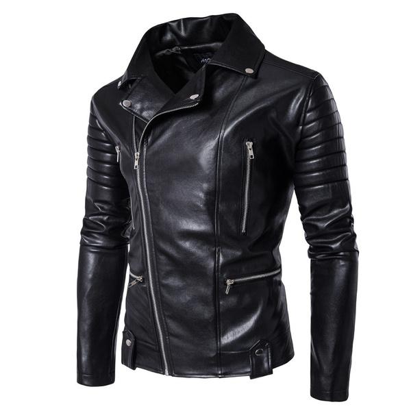 motorcyclejacket, Fashion, puleatherjacket, zipperjacket