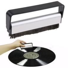 Fiber, carbonfiberrecordcleaner, vinylrecordbrush, vinylrecorddustremover