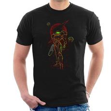 mensummertshirt, Mens T Shirt, mensfashionloosetshirt, print t-shirt