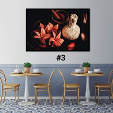 bedroom, decoration, modernprintsflower, Wall Art