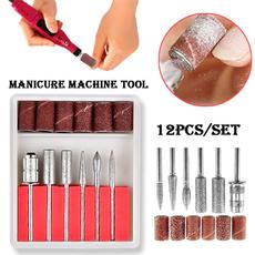 manicureamppedicure, Steel, Head, Beauty tools