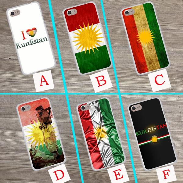 ad45f Kurdish Autonomous Region flag Hard Phone Coque Case For iPhone X XR XS Max10 8 7 6s 6 Plus 5s 5 SE 5C 4 4S Cover   Wish