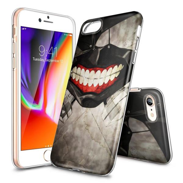 Japanese Tokyo Ghoul Funda Coque iPhone 5,5C,5S,SE,6/6S,6/6S Plus,7,7 Plus,8,31 Plus Case Cover Hülle | Wish