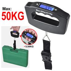 Scales, portableweighingscale, handheldscale, Luggage